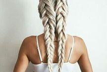 Hiukset.