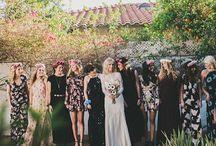 Blommor å bröllop