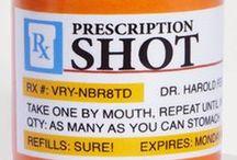 Pharmacy Funnies / Comics & funnies related to Pharmacy.