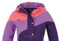 LÉTO 2014 Dámské sportovní oblečení LOAP / Dámské oblečení LOAP se řídí nejnovějšími trendy v outdoorovém módním průmyslu. V nabídce vždy najdete dámské softshellové bundy a kalhoty, fleecové mikiny, funkční prádlo, pohodlná trička i kalhoty. Na podzim přibudou podzimní a zimní bundy, lyžařské kalhoty, overaly atd. Na jaře představujeme krásné dámské šaty, sukně, kraťasy a šortky.