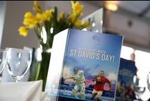 Where Cricket Meets...St David's Day! / In February '14 we welcomed former Welsh Rugby International Scott Quinnell and the Brighton Welsh Male Voice Choir to the Montefiore Hospital Boundary Rooms in The BrightonandHoveJobs.com County Ground. The afternoon also raised £4,445 for the Rocking Horse Children's Charity. / by Sussex County Cricket Club