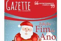 Gazette by Visart Foto / Edições da revista Gazette
