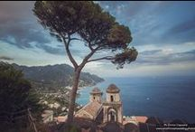 Amalfi Coast Landscapes / Amalfi Coast is famous all over the world for its incredible landscapes and coulours.  Here there are some photos by Enrico Capuano, a preofessional wedding photographer setted in Ravello.  to find out more, visit Enrico Capuano website: www.fotodautore.it
