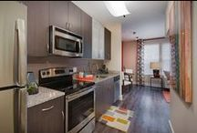 Kitchen Ideas / Get ideas for decorating and organizing your beautiful gourmet kitchen at Mallory Square in Rockville, MD!
