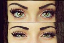 eye lashes / All about eye lashes, false lashes and eye makeup  #eyelashes #eyemakeup