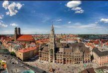 Heimat 2: München / Dies ist nach der Ortenau (meiner 1. Heimat mit meinem Geburtsort Hofweier) meine 2. Heimat. Hier lebe ich seit 1982, seit vielen Jahren mit Frau und 2 Kindern.