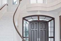 Portas, Janelas e Escadas