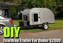Best little campers / Teardrop trailers