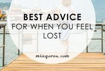 MiaGoros.com / Helpful advice, inspiration, personal growth, professional growth, self-development, self-care, self-love, passionate, hard worker, determined, dreams, desires, goals
