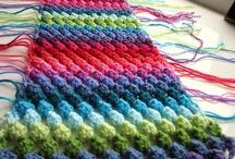 crochet / ejemplos y patrones de crochet / by sonia burgos
