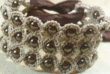 crochet joyas, bolsos y accesorios