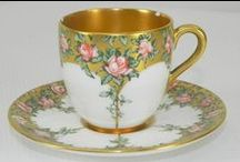 China, antiques, tea cups, teapots / by Tami Freeland