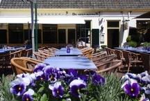 Eet smakelijk! / Hilversum heeft een ruim aanbod van restaurants en horecagelegenheden voor iedere smaak en voor ieder budget. Op dit bord een greep uit de mogelijkheden. Staat jouw restaurant er niet bij, stuur een mail naar webbureau@hilversum.nl dan plaatsen we een gratis link.