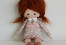 Softies, teddies, dolls / by Kaye Last Name
