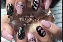 Nail Art By Us / All nail art done by Trai-Sea's Escape Spa
