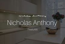 Nicholas Anthony Features / A collection of 'pins' in which Nicholas Anthony have been featured by others