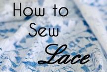 SEWING (TIPS & IDEAS)