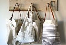 BAGS i love / by Textile Print