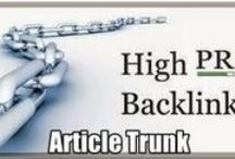 Quality Article Submission Site / Article Trunk offer articles on a range of topics including free legal articles, self improvement articles, and even travel and leisure articles. / by Article Trunk