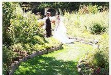 19 Herb or lavender farm wedding