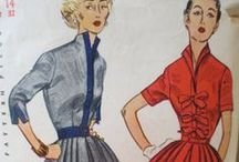 1950s Sewing Patterns