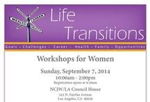 Women's Health & Lift Transitions / For all stages of a woman's life...