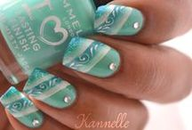 Beauty: Nailed It! / Nail Designs and ideas / by Kelsey Elaine {The Vintage Storehouse}
