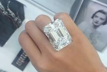 Diamonds Are Forever / Learn a little more about the style and cut of diamonds you love.