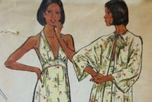 Vintage Lingerie and Sleepwear Patterns / Because what's underneath matters!