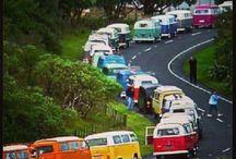 Kombi / VW kombi camper vans
