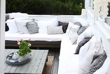 OUTDOORS / outdoor spaces and ideas