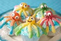 Kids Cake Ideas / http://www.moms1st.com/category/lifestyle/food/