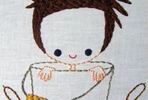 Embroidery ideas for kids