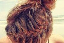 Hair styles/tricks