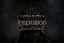 Game of Thrones / Game of Thrones has inspired many to explore their art form be it fashion, fine art or carpentry. This board is a collection of interiors that we love that have been inspired by this TV phenomenon.