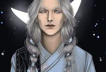 Valar & Maiar / Tolkien