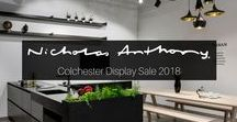 Nicholas Anthony's Colchester Display Sale / Nicholas Anthony's Colchester Display Sale. Please contact (+44) 01206 363200 for further information on our ex-displays.