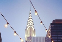 ♥ New York / Some of my favorite New York