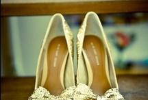 Zapatos de la boda / by Moda Vestidos