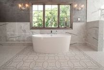 Bathrooms / Ideal Tile of Ocean Projects