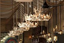 Restaurantes / El sector de la #restauración es uno de los más originales a la hora de impresionar con la #decoración y crear diferentes #ambientes.