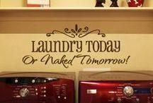 A Laundry Room I Want...