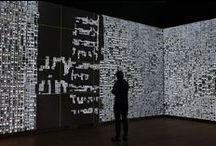 Art / Design installations