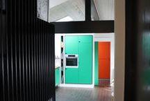 Projekt - Holte - ombygning og indretning / Cool stuff we do... Renovering og nyindretning af klassisk parcelhus i Holte - oprindeligt tegnet af arkitekt Gert Edstrand. Ny planløsning af #RUM4