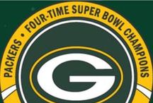 Greenbay Pride / The super bowl trophy is only named after one team's coach. / by Abby Stone