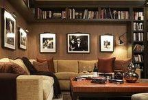 Living room & decor