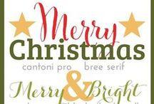 Holidays- Christmas / by Abby Stone