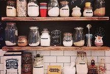 Dream Kitchen / by Rebecka Easton