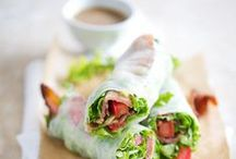Food- Healthy Foods / Foods that look amazing and are good for my body too!! / by Abby Stone