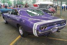 Purple Cars / by Rick Stilp